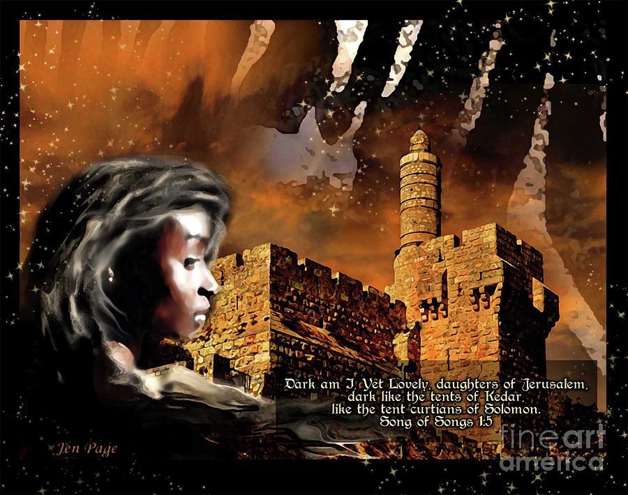 Dark Yet Lovely by Jennifer Page