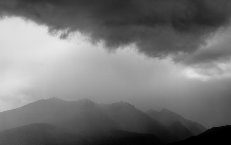 New Zealand Photograph - Darkness by Mihai Florea