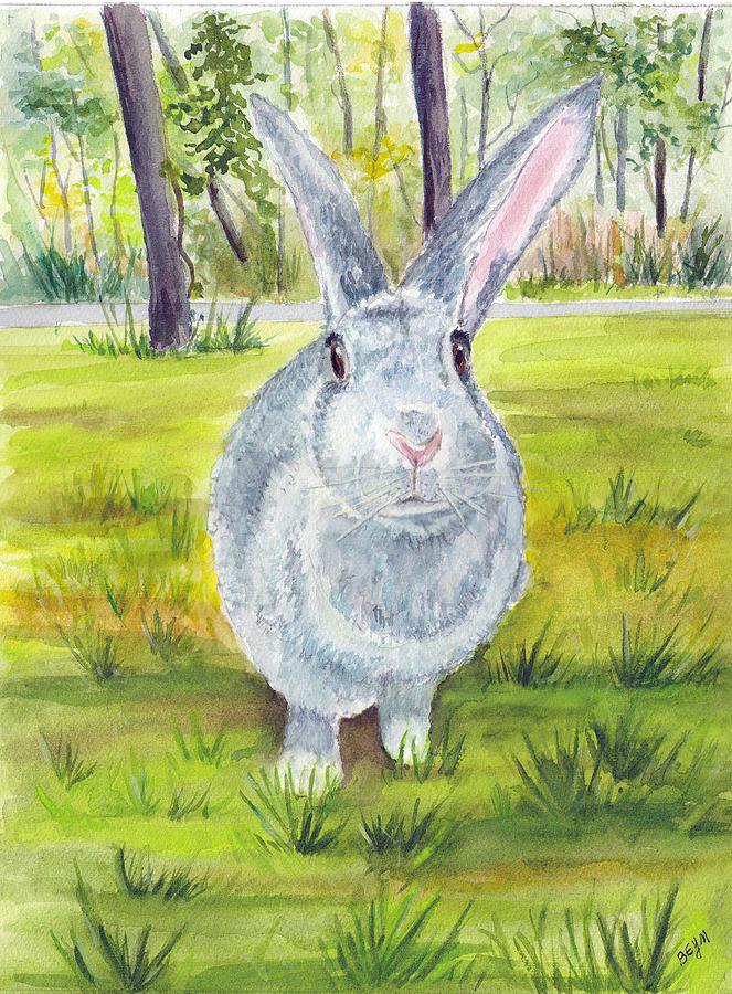 Darla the Bunny by Clara Sue Beym