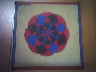 Original Painting - Darnilliouscope Sphere Original by Darnillious Designs