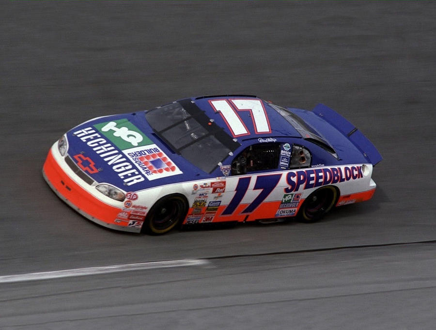 Darrell Waltrip # 17 Speedblock Chevrolet At Daytona