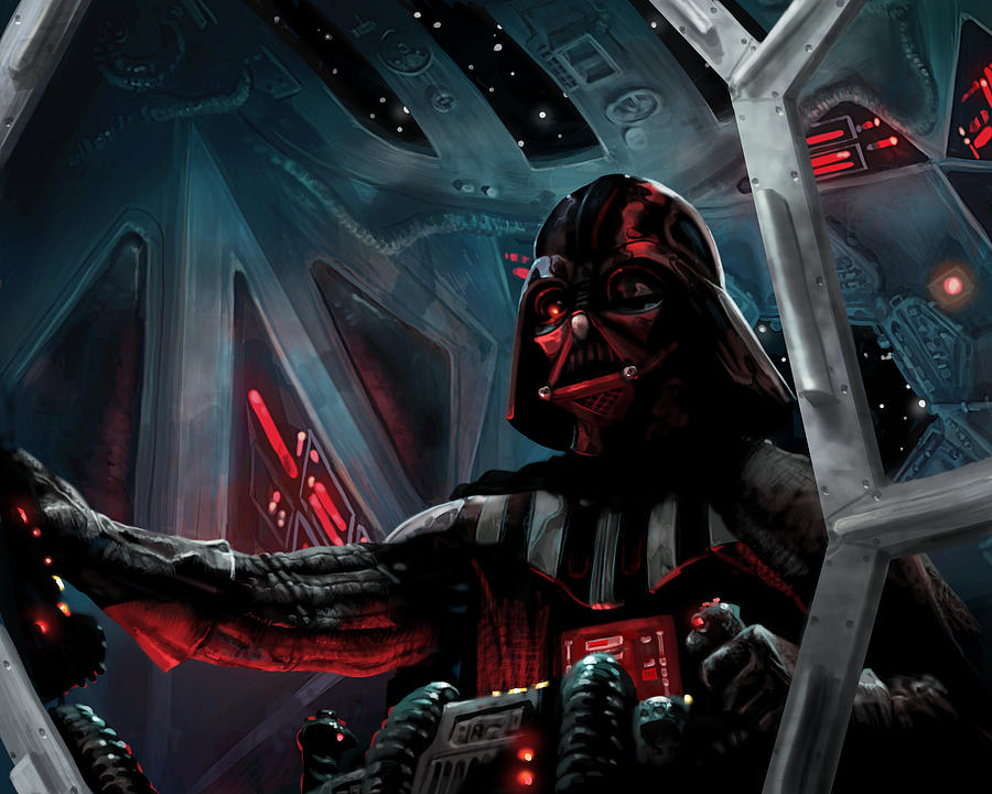 Darth Vader, Imperial Ace by Ryan Barger