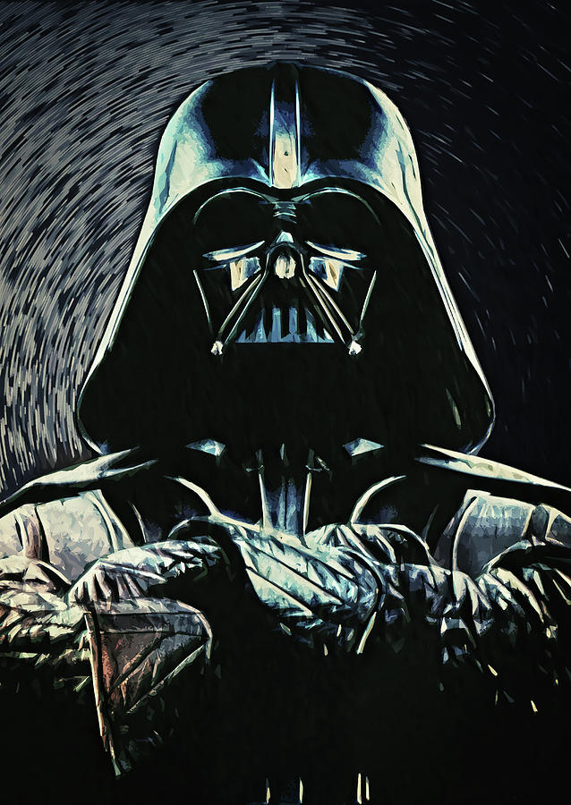 Darth Vader Digital Art