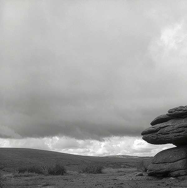 English Landscape Photograph - Dartmoor by Hope Greene