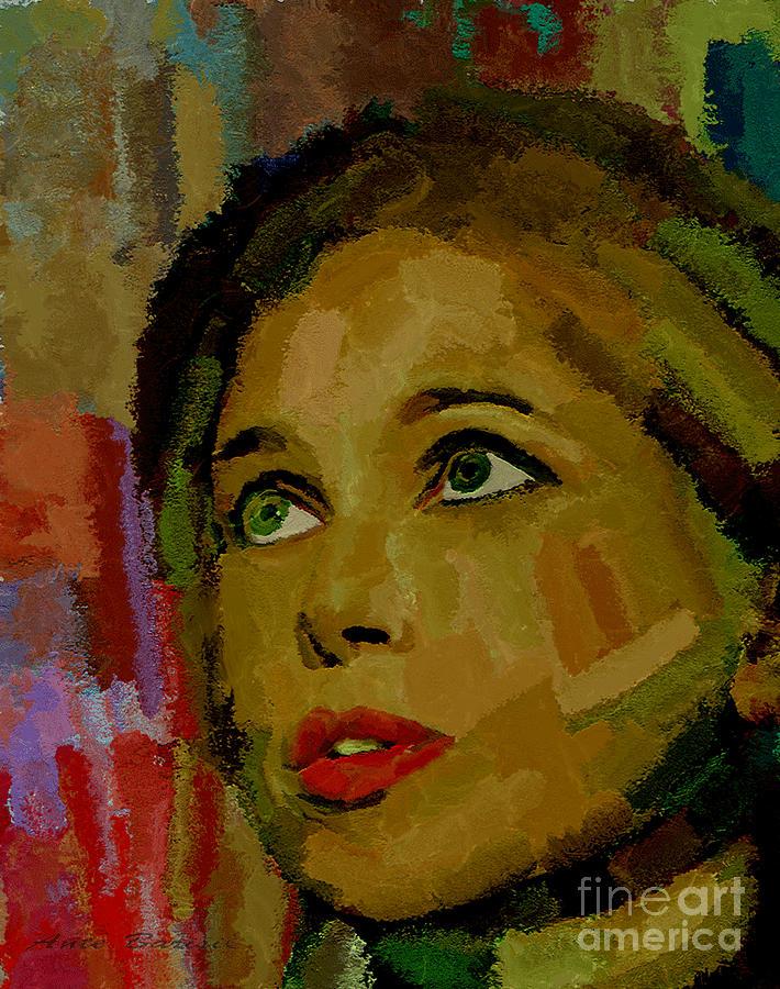 Dasha Zhukova by Ante Barisic