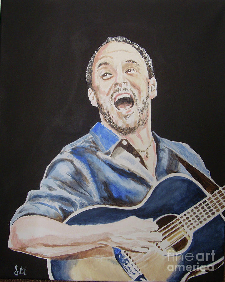Dave Mathews by Stuart Engel