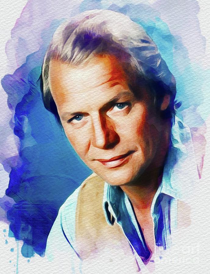 David Soul, Actor/singer Painting