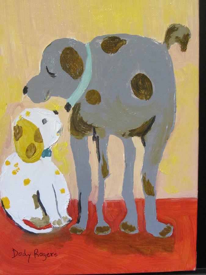 Dawg Buddies by Dody Rogers