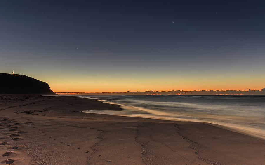 Australia Photograph - Dawn And The Sea by Merrillie Redden