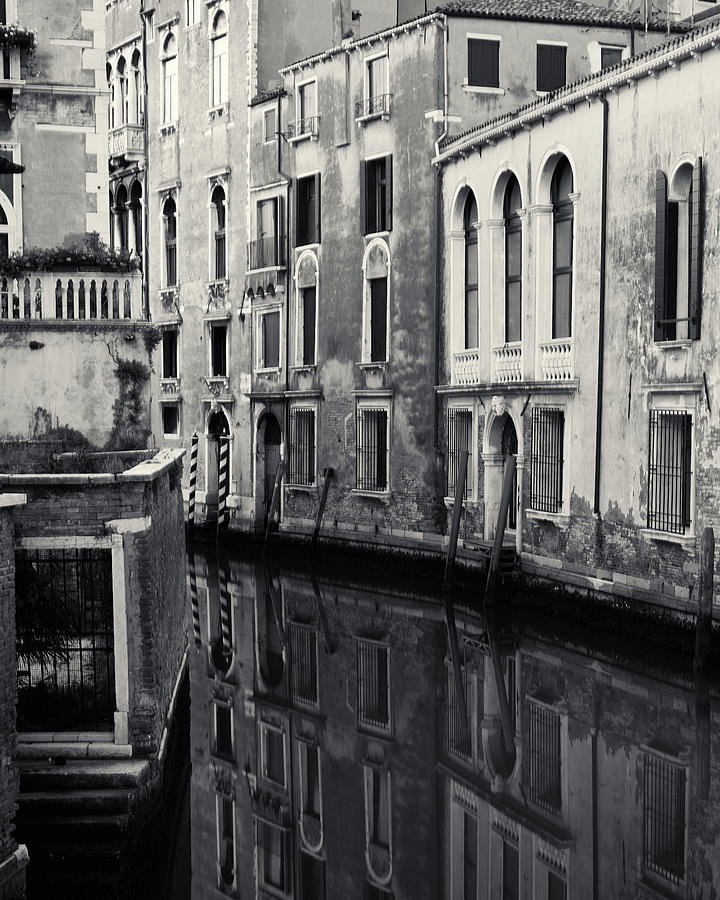 Dawn Canal, Venice, Italy by Richard Goodrich