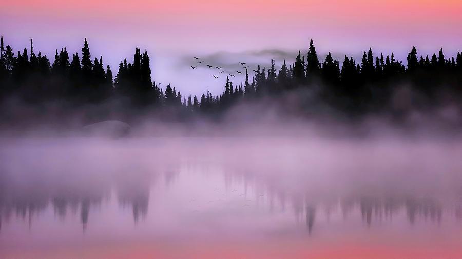 Sunrise Photograph - Dawn by Garett Gabriel