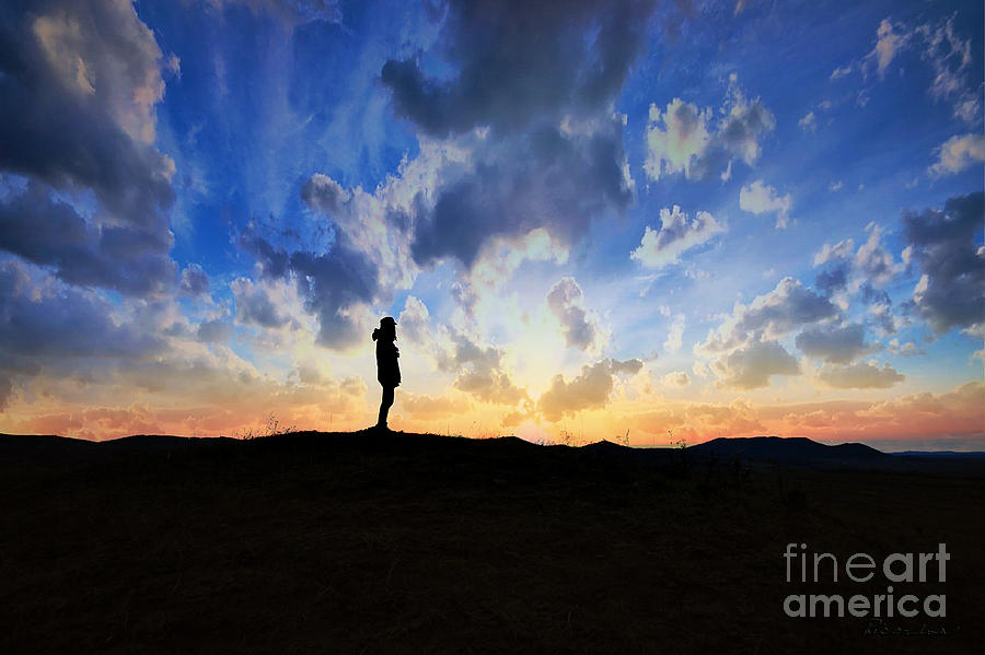 Beautiful Photograph - Dawn Of A New Day Sunrise 140a by Ricardos Creations