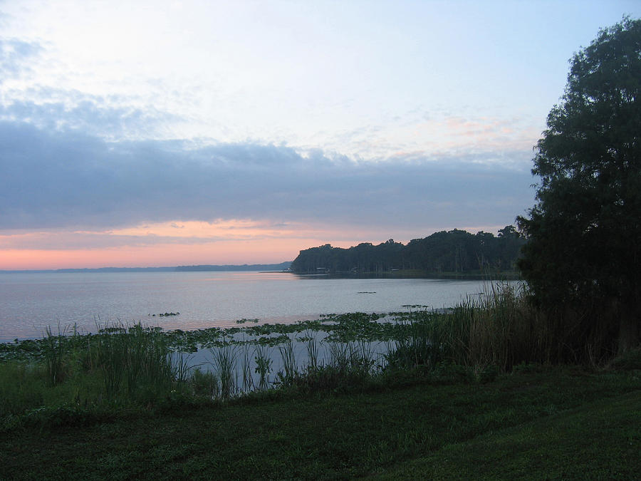 Lakeside Photograph - Dawn Over West Cove by Frederic Kohli