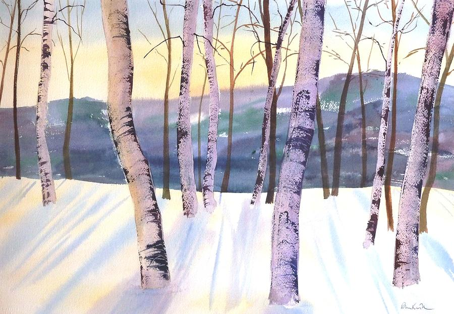 Dawns Early Light by Diane Kirk