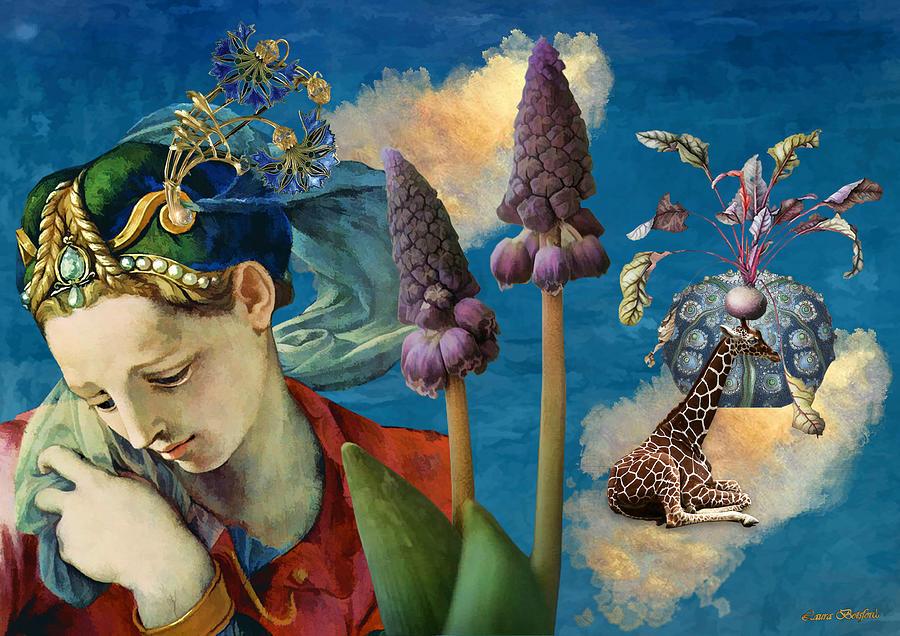 Dreamscape Digital Art - Day Dreams by Laura Botsford