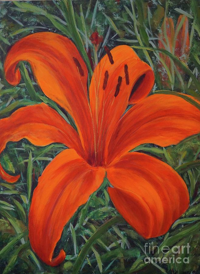 Day Lily by Gail Kent