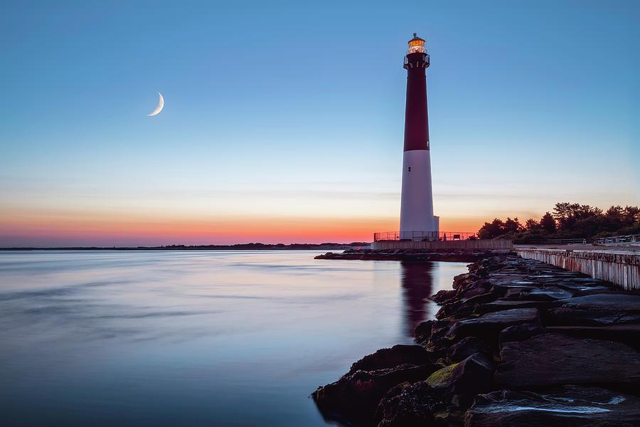 Daybreak At Barnegat Photograph