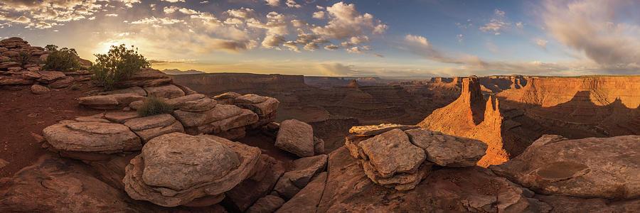 Utah Photograph - Daybreak  by Dustin LeFevre