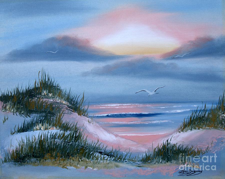 Daybreak by Lora Duguay