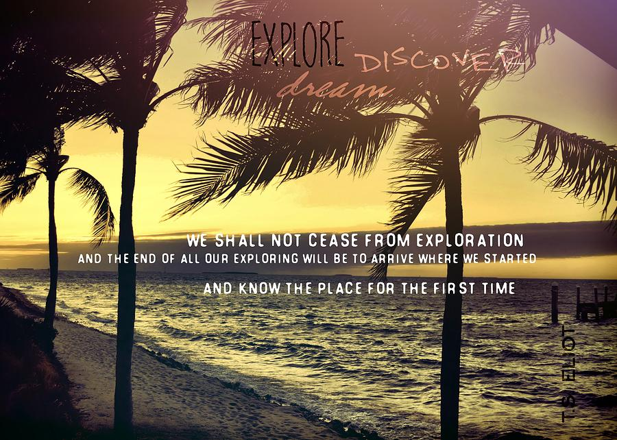 Sunrise Photograph - Daybreak Quote by JAMART Photography