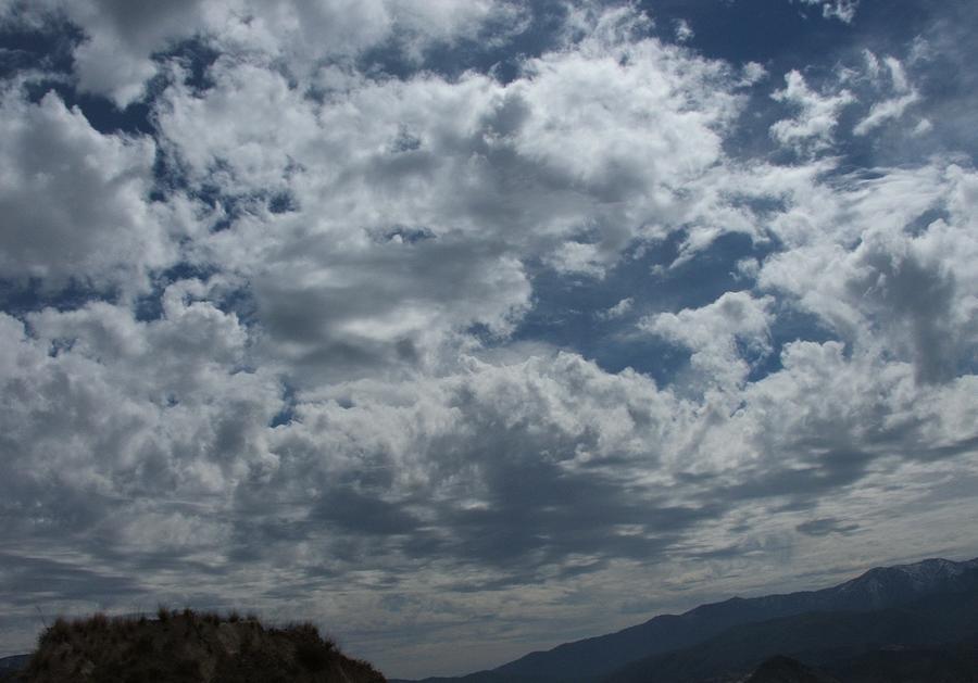 Clouds Photograph - Daydreaming by Shari Chavira