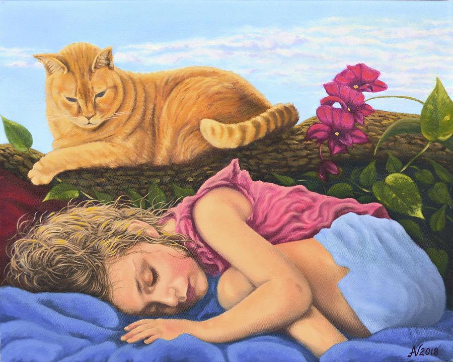 Day Dreams by Alex Vishnevsky