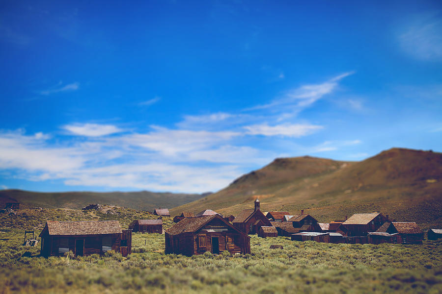 Bodie Photograph - Days Of Old by Laurie Search
