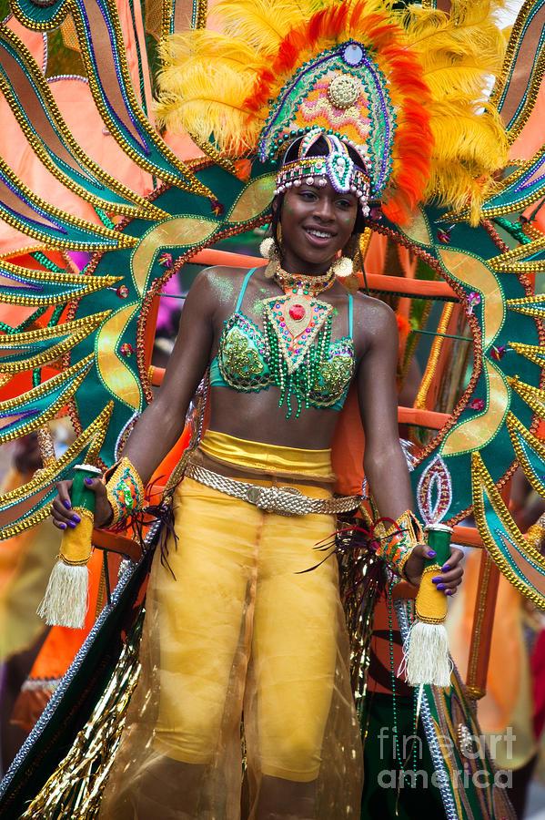 Festival Photograph - Dc Caribbean Carnival No 16 by Irene Abdou