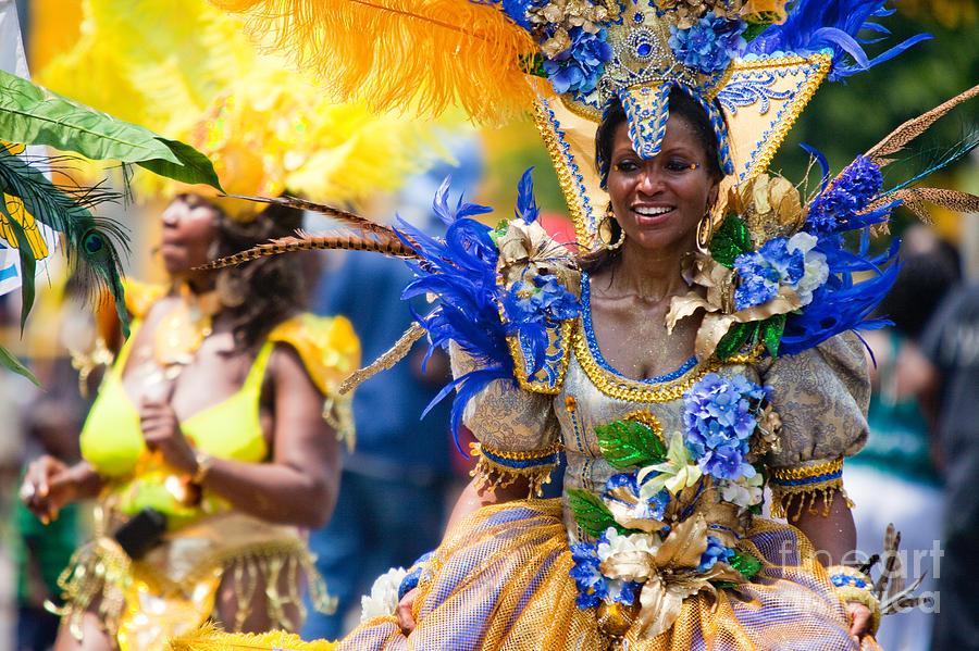 Festival Photograph - Dc Caribbean Carnival No 19 by Irene Abdou