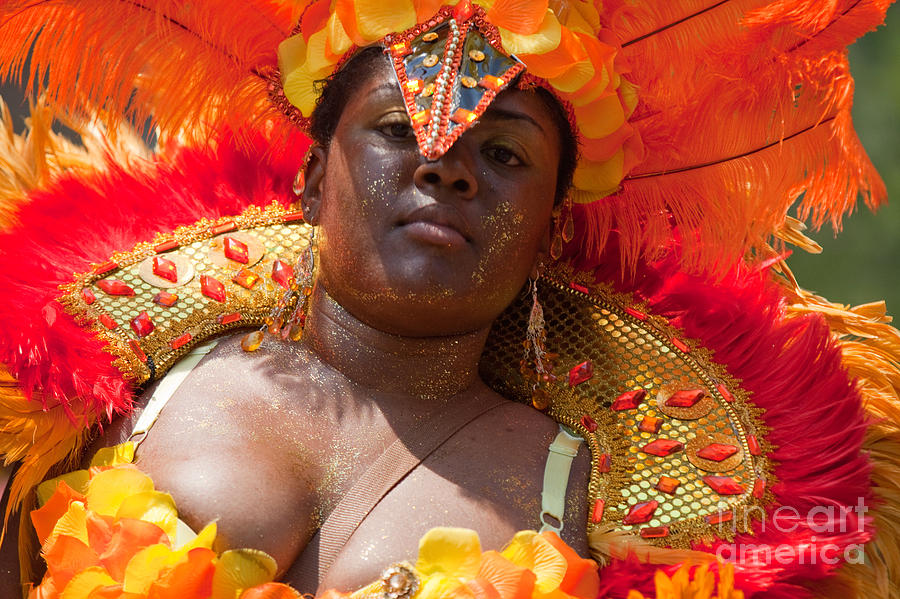 Festival Photograph - Dc Caribbean Carnival No 22 by Irene Abdou