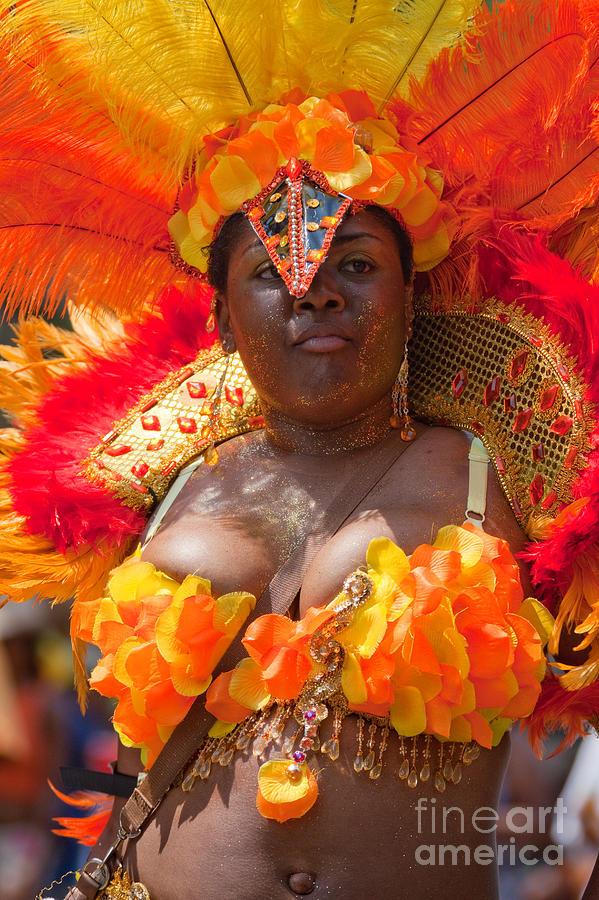 Festival Photograph - Dc Caribbean Carnival No 23 by Irene Abdou