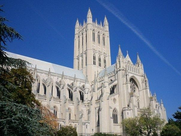 DC Cathedral by Francis Chester