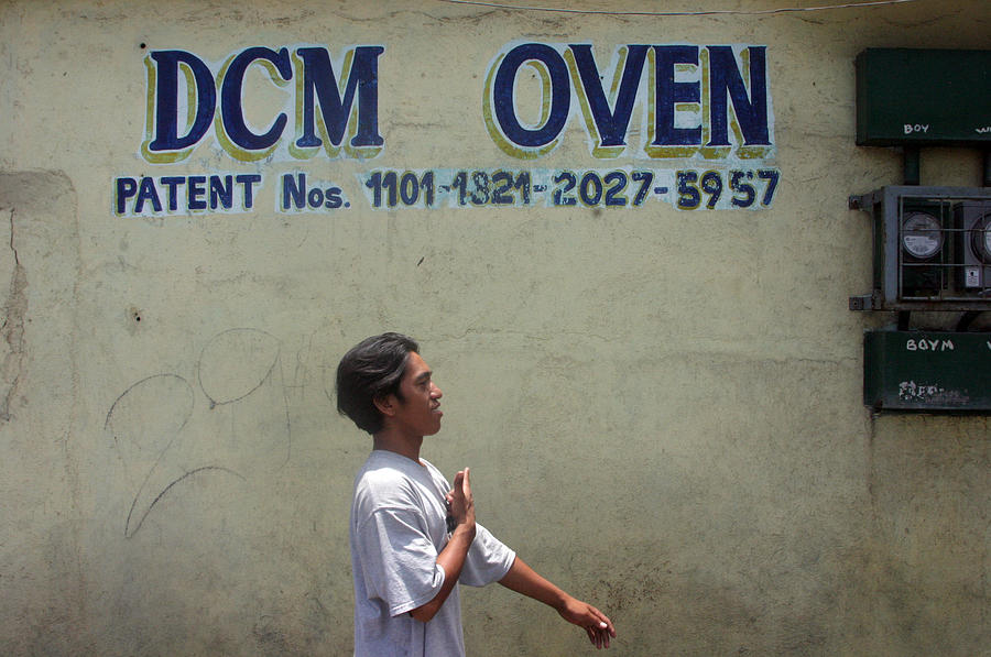 Photographer Photograph - Dcm Oven 2 by Jez C Self
