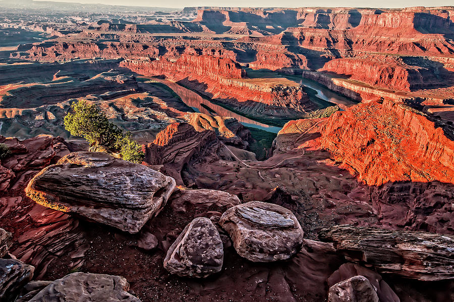 Dead Horse Point by Mike Stephens