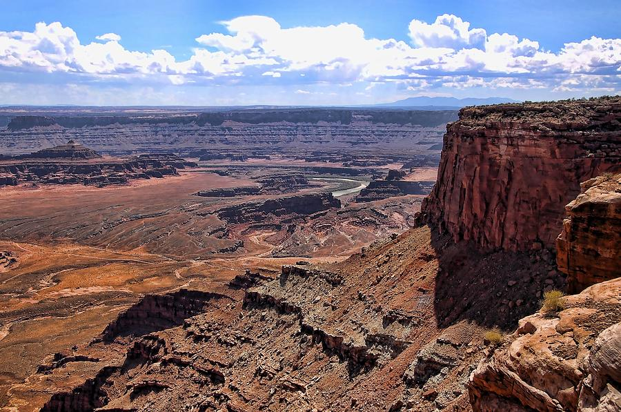 Canyonlands Photograph - Dead Horse Point by Nick Roberts