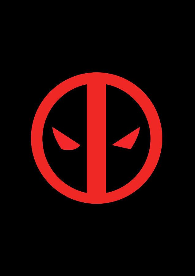 Marvel Digital Art - Deadpool by Caio Caldas