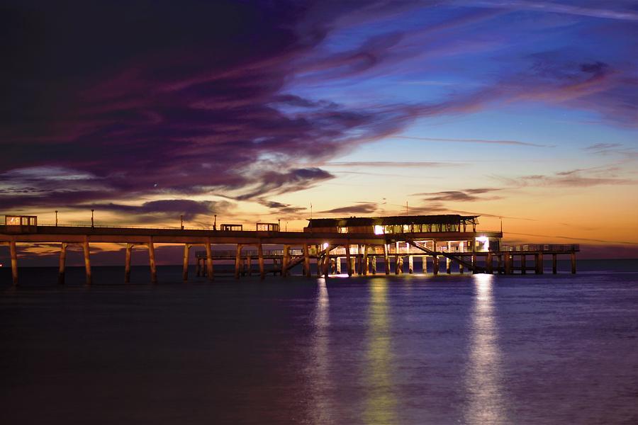 Deal Pier Photograph - Deal Pier by Derek Walker