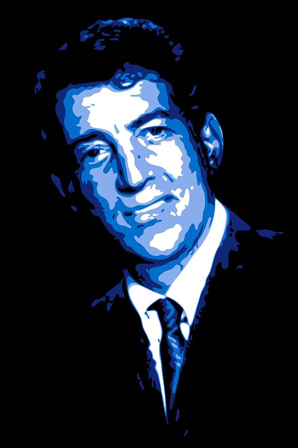 Dean Martin Digital Art - Dean Martin by DB Artist