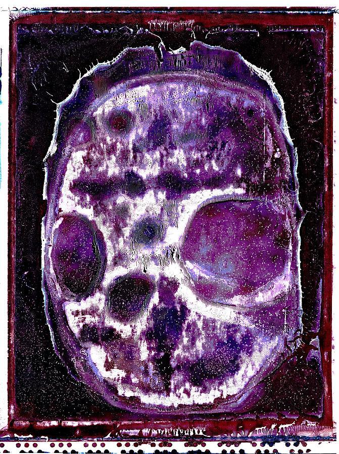 Death Photograph - Death Followed By A Question Mark by Josean Rivera