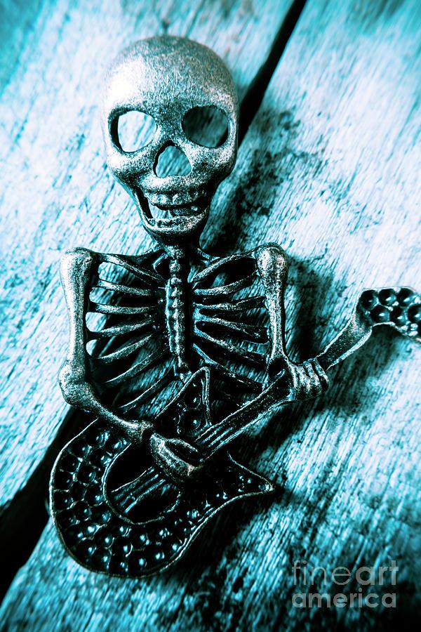 Death Metal Blues Photograph