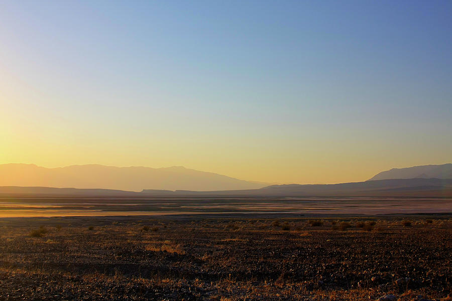 Death Valley National Park Photograph - Death Valley -  A Beautiful But Dangerous Place by Christine Till