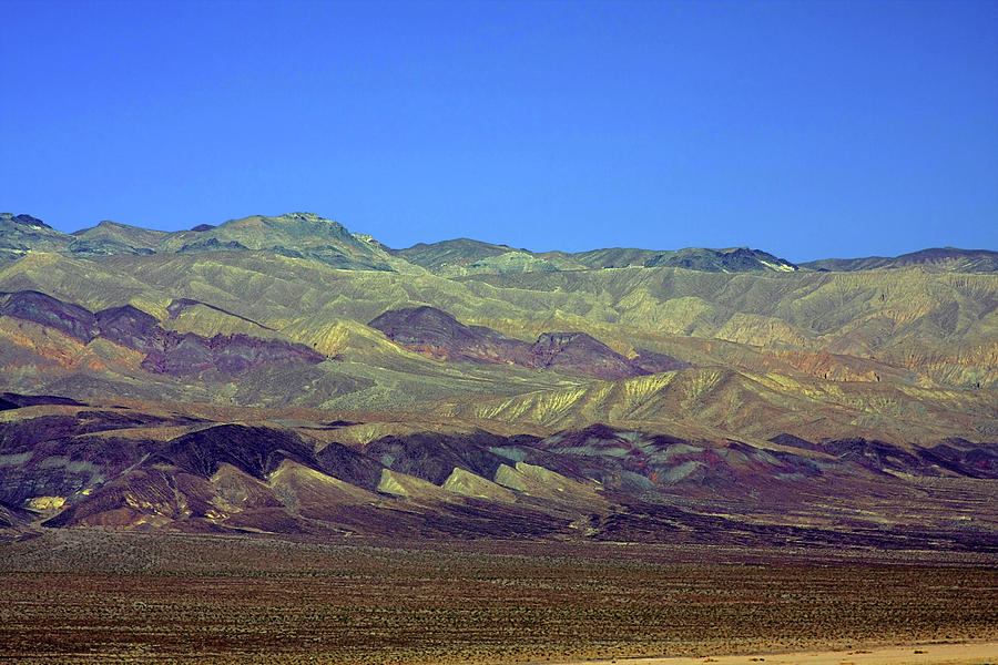 Death Valley National Park Photograph - Death Valley - Land Of Extremes by Christine Till