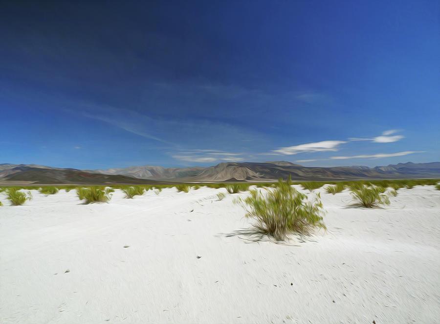 Death Valley Photograph - Death Valley Dreams by Joe Schofield