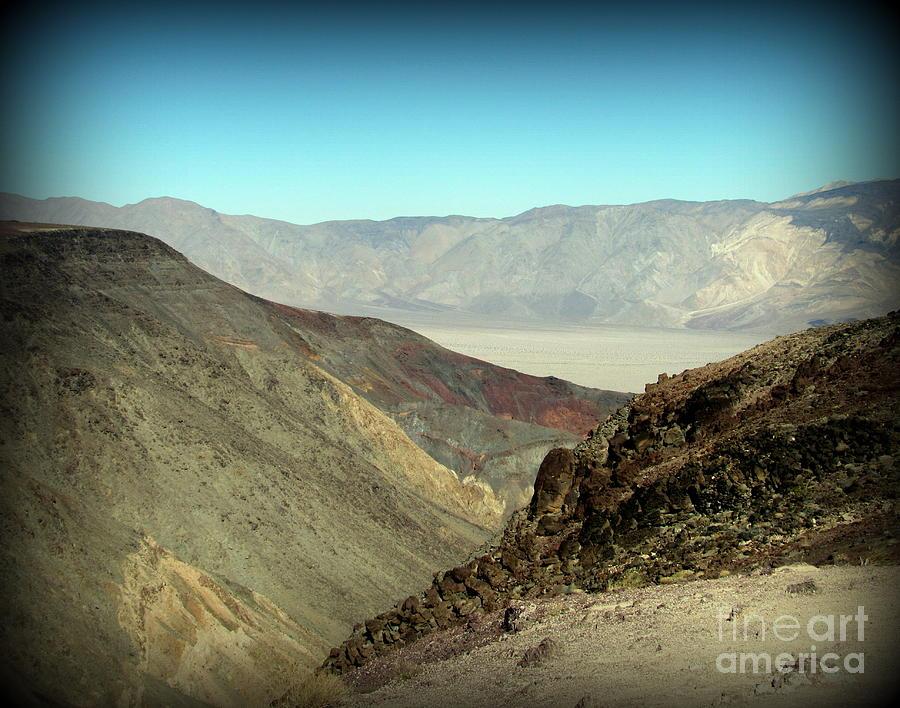 Death Valley Photograph - Death Valley by Joy Patzner