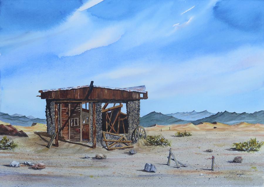 Death Valley Mine by Joseph Burger