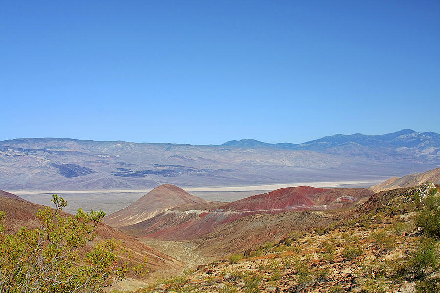 Death Valley National Park Photograph - Death Valley National Park - Eastern California by Christine Till