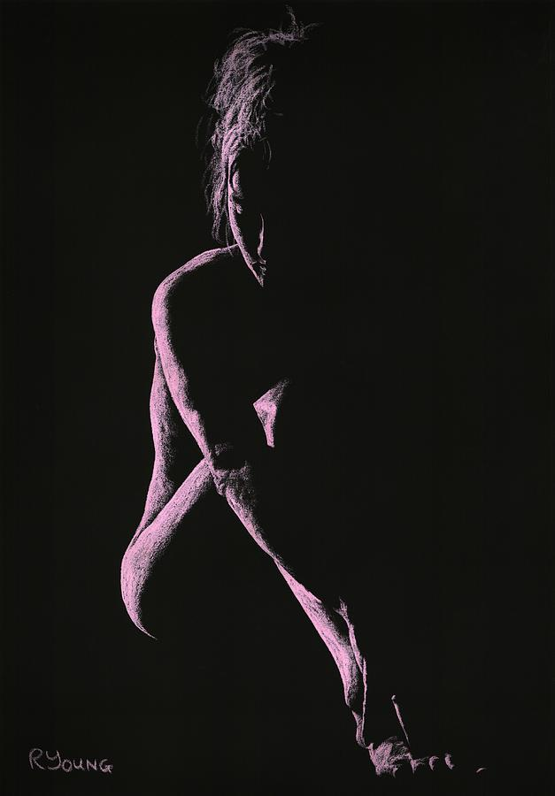 Nude Pastel - Decisions by Richard Young