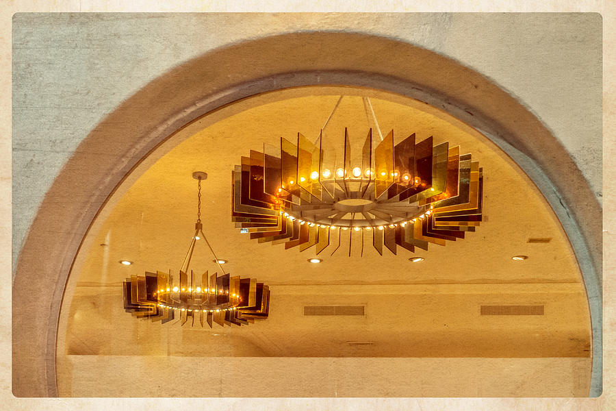 Deco Arches by Melinda Ledsome