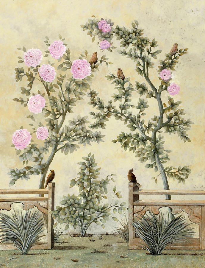 Decorazione Orientale Painting