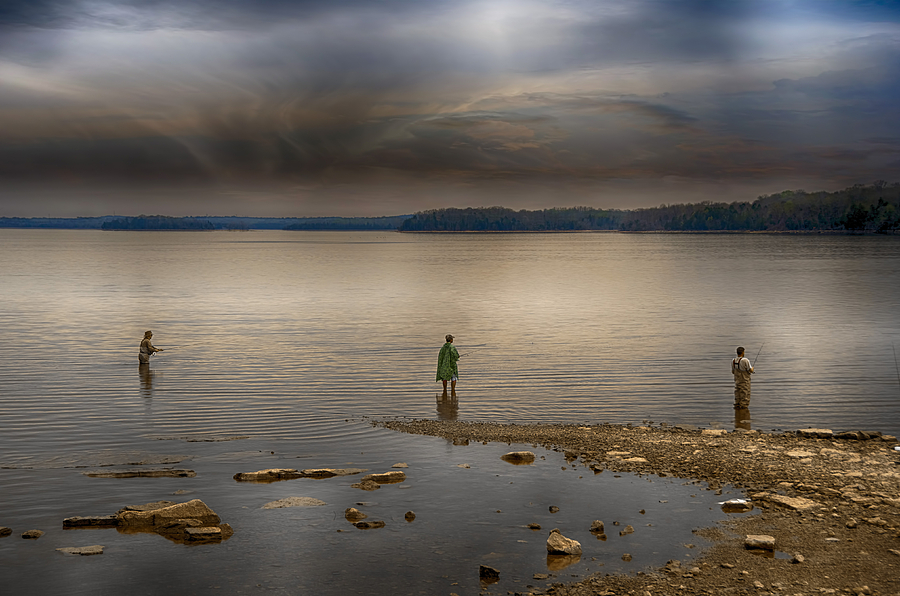 Dedicated Photograph - Dedication by Steven Michael